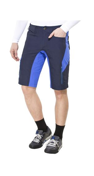 Endura Singletrack III Short Herren mit Innenhose Marineblau